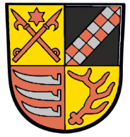 Coat of arms county Oder-Spree